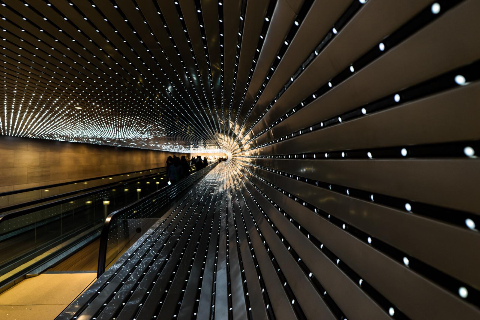 Fondos de pantalla  luces noche arquitectura interior
