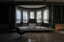 Wallpaper Architecture Room Abandoned House Hotel