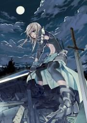 wallpaper fantasy girl blonde