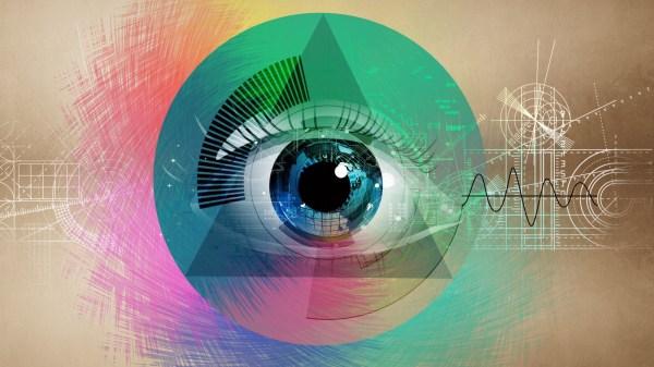 Abstract Eye Illuminati