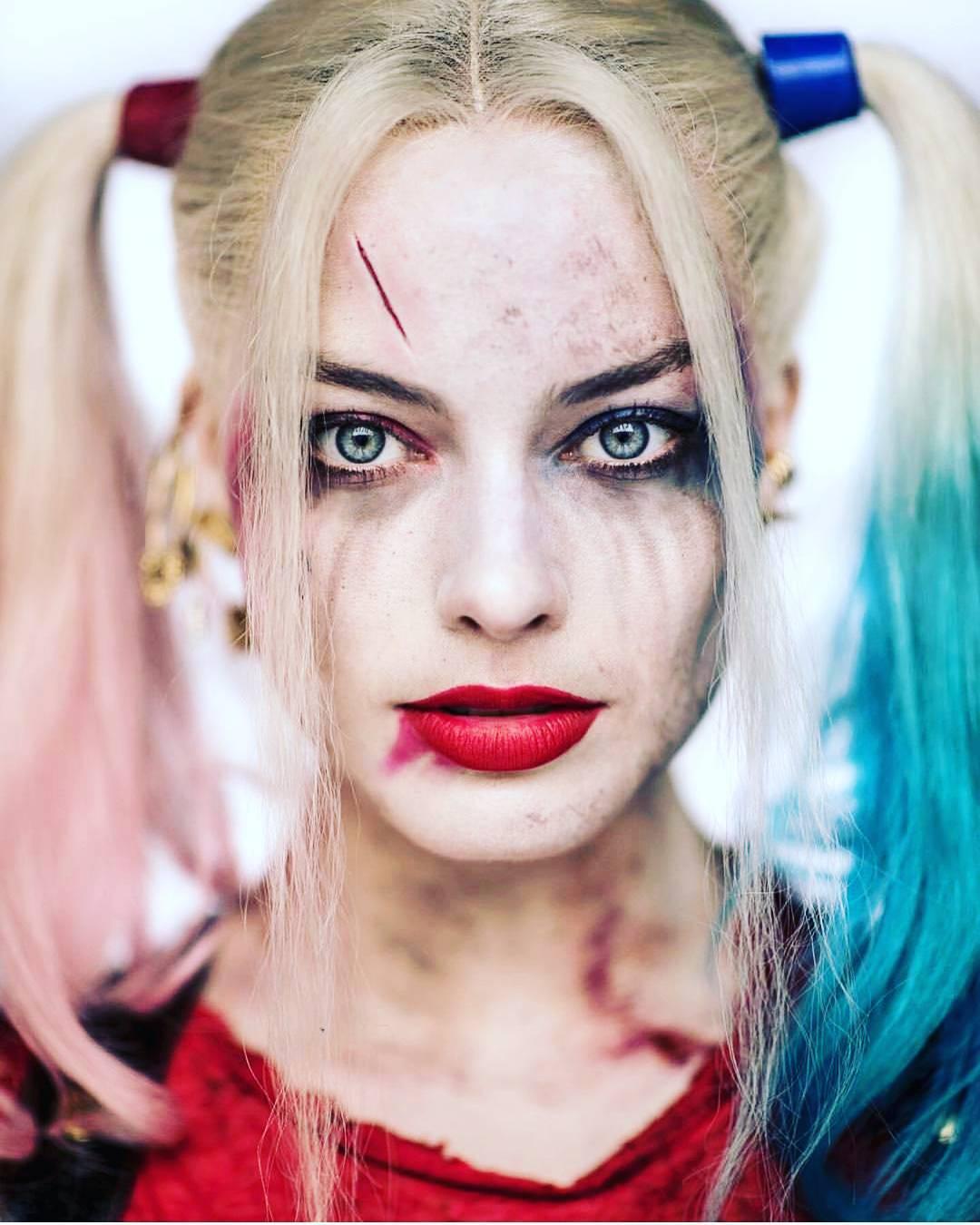 Fondos de pantalla  Harley Quinn Margot Robbie 1080x1350