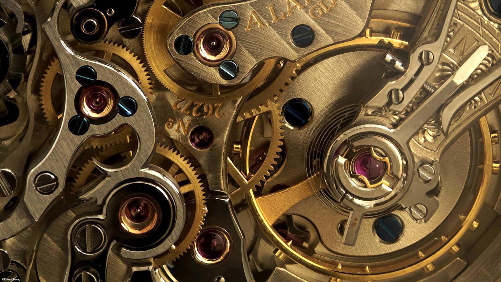 Wallpaper  photography clockwork clocks circle gold gear wheel rim 1920x1080 px