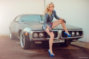 Car Wallpapers Netcarshow Wallpaper Blonde Legs High Heels Women With Cars