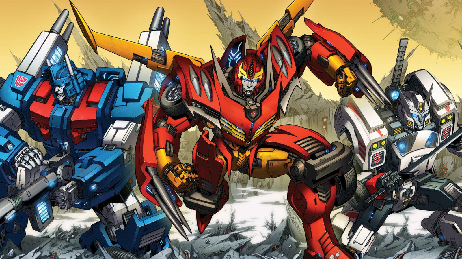 Fall Of Cybertron Wallpaper Wallpaper Anime Artwork Transformers Machine Comics