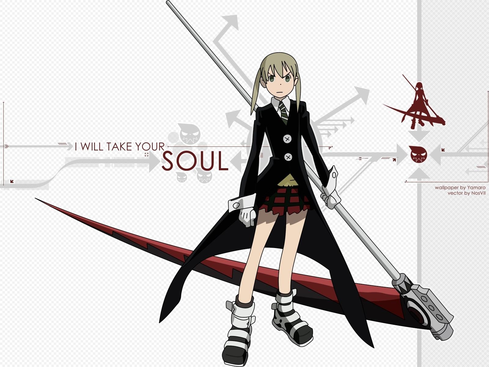 pics Maka Coat drawing illustration anime weapon