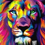Hintergrundbilder Bunt Illustration Abstrakt Tiger Lowe Grosse Katzen Kunst Psychedelische Kunst 1280x800 Uberlost 117370 Hintergrundbilder Wallhere