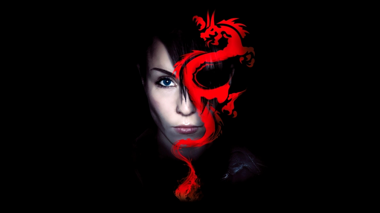 The Girl With The Dragon Tattoo Wallpaper