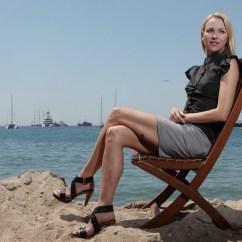 Pink High Heel Chair Office Casters For Wood Floors Wallpaper Naomi Watts Actress Blonde Green Eyes