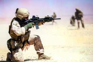 Wallpaper  perang pertarungan karya seni tentara