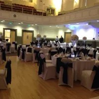 chair cover hire inverclyde high that clips on table catering events ltd gourock caterers yell image 4 of
