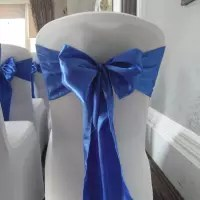 wedding chair cover hire west yorkshire how to make a wooden rocking covers castleford function services yell image 9 of