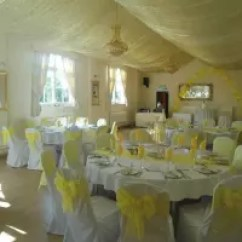 Wedding Chair Covers Pontypridd Outdoor Single Glider In Reviews Yell Guest Keen Venues