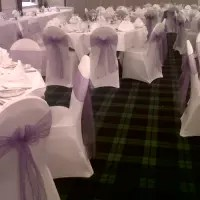 chair cover hire inverclyde beach patio cushions in oban reviews yell image of sorcha highland design