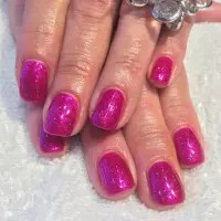 Image Of Nails Monz Hair Design By Tracy