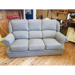 Reupholster Sofa South London Cheap Outdoor Sectional D I Cromwell Beckenham Upholsterers Yell