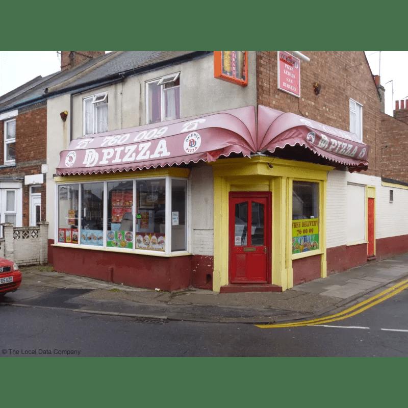d d pizza kebab