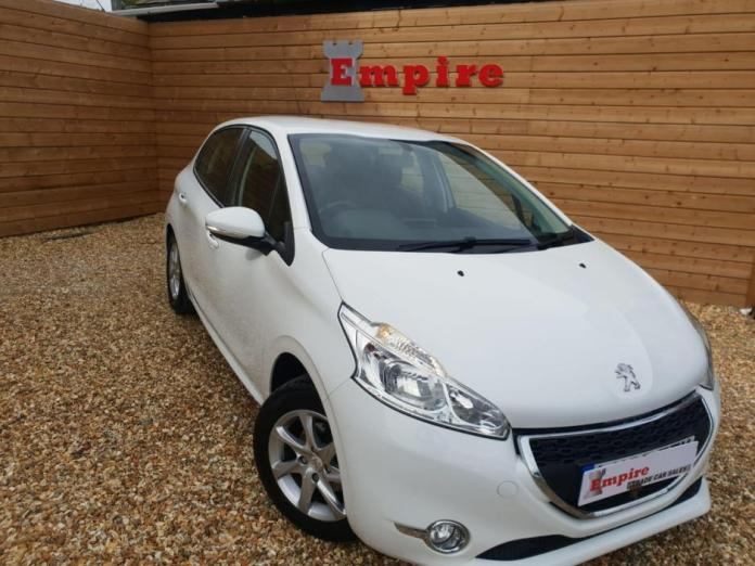 2013 Peugeot 208 1 0l Petrol From Empire Trade Sales Carsireland Ie