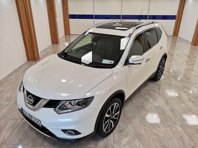 2017 171 Nissan X Trail Top Of The Range Model Tiny