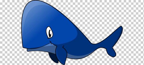 Blue whale Cartoon Whale blue marine Mammal mammal png Klipartz