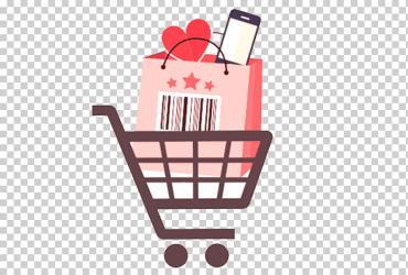 E commerce Online shopping Icon Double Twelve shopping cart material love heart coffee Shop png Klipartz