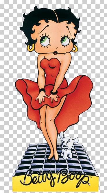 betty boop white dress of marilyn