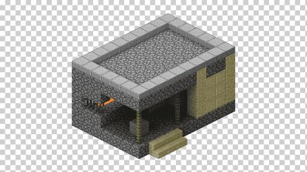 Minecraft Herrero plano casa de pueblo Minecraft ángulo edificio plan png Klipartz