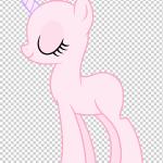 My Little Pony Drawing Base Horse White Mammal Png Klipartz
