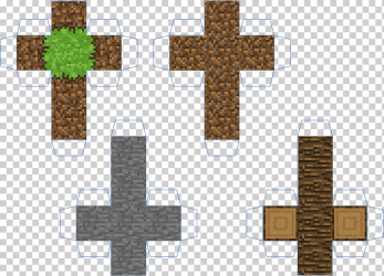 Minecraft: Pocket Edition Paper Minecraft Forge Mod mines template game video Game png Klipartz
