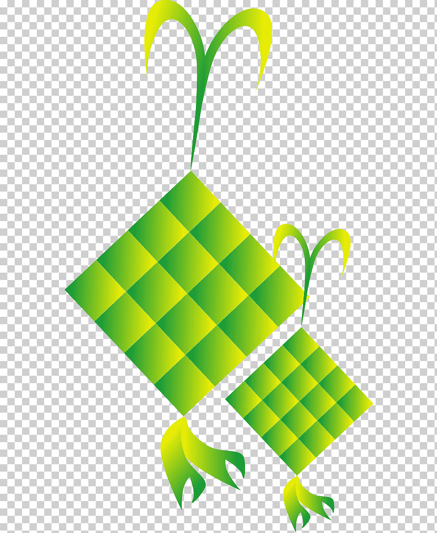 Logo Ketupat Png : ketupat, Green, Arts,, Ketupat, Al-Fitr, Holiday, Islamic, Calendar,, Ketupat,, Miscellaneous,, Leaf,, Triangle, Klipartz