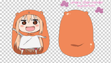 Himouto! Umaru chan Chibi Anime Kawaii Chibi child face hand png Klipartz