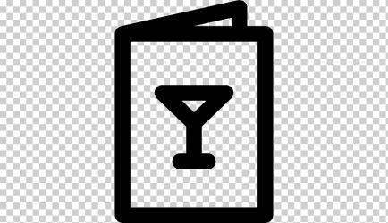 Computer Icons Menu Food Restaurant bar hookahs psd poster text rectangle silhouette png Klipartz