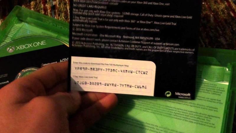 Surveys free live xbox codes no Xbox Live