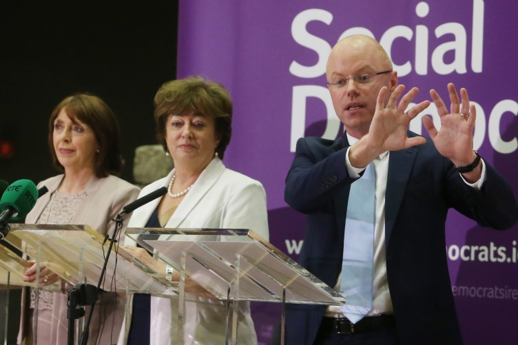 Image result for Why Stephen Donnelly had no option but to leave the Social Democrats