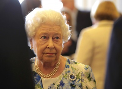 """Queen calls Chinese delegation """"rude"""" in private conversation"""