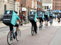 Deliveroo launches alcohol delivery service in Ireland ...
