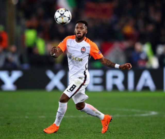 Fred Has Impressed For Shakhtar During His Five Seasons In Ukraine