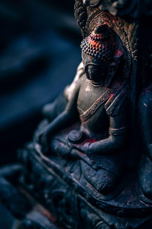 Hd Wallpaper Statue Art Design Aesthetics Buddha God Religion Art And Craft Wallpaper Flare