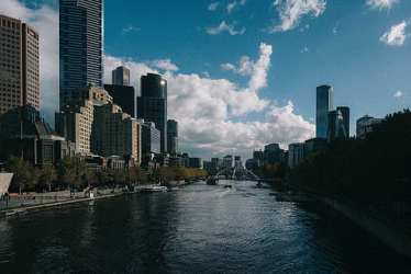 grunge aesthetic melbourne river lake retro aesthetics sky australia hd thumbnail domain