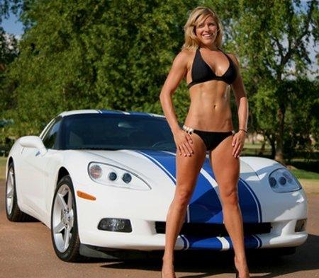 American car girl