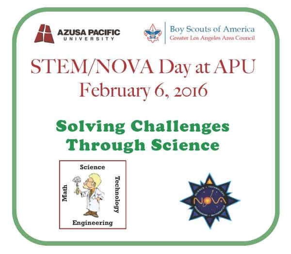 2016 Apu Stem Nova Day