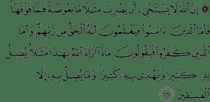 Surat Al Baqarah The Cow سورة البقرة حبيبة الجنة