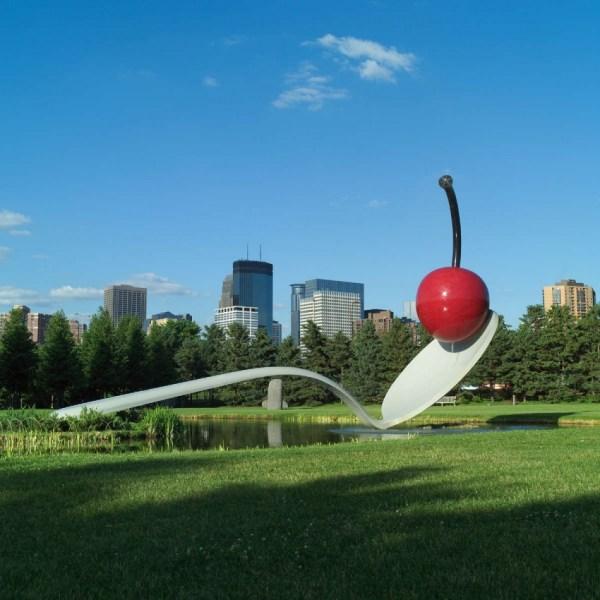Minneapolis Sculpture Garden Cityseeker