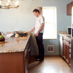 Kitchen Chief Small Floor Tile Ideas Home Chef Style Johnson In His