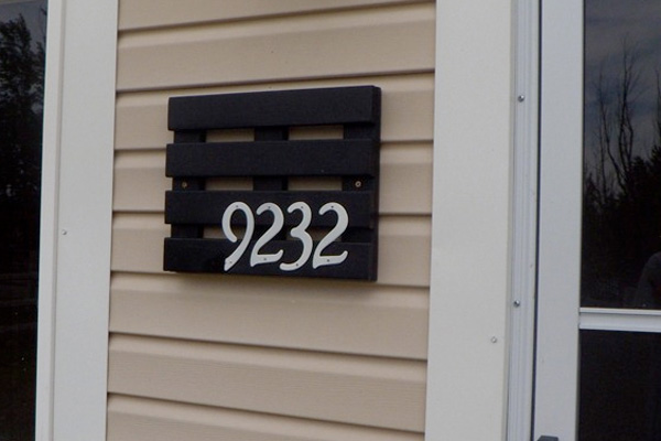 How To Make Your House Numbers Stand Out