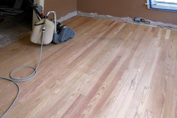 Refinish Hardwood Floors Yourself  Restoring Wood Floors