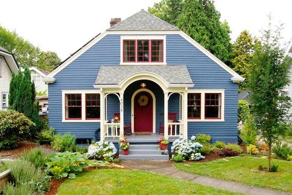 Choose Exterior Home Paint Colors