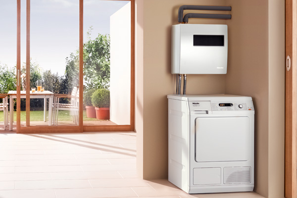 Miele's new solar-powered clothes dryer