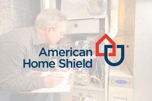 A pro does appliance maintenance on an HVAC system