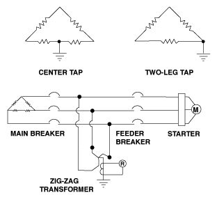 Delta Star Transformer Connection Diagram Star Delta