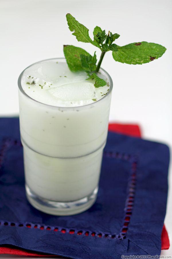 Doogh Recipe Persian Yogurt Drink Pham Fatale